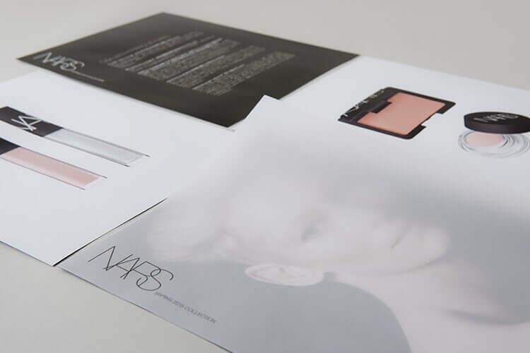 NARS SPRING COLLECTIONのデザイン