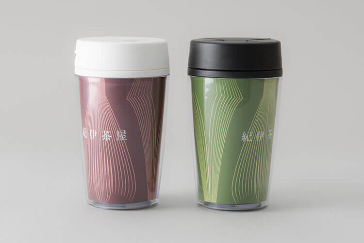 紀伊茶屋 のデザイン